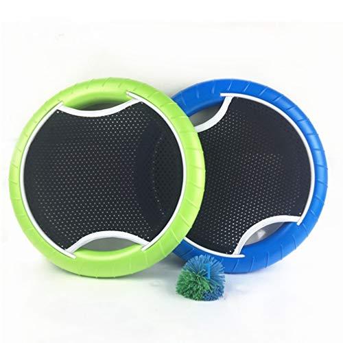 Vorcool Mezo Bounce Game Tennisspiel mit Ball für Kinder / Erwachsene (2 Schläger und 1 Ball)