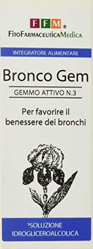 Fitofarmaceutica Broncogem Gocce - 2 Confezioni da 50 ml