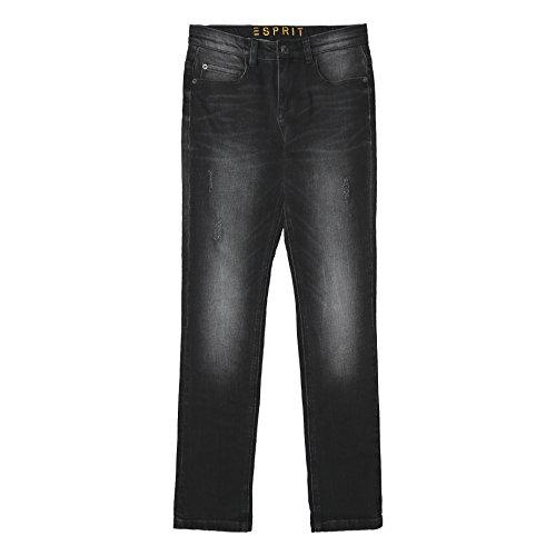 ESPRIT KIDS Jungen Jeans, Grau (Grey Denim 213), (Herstellergröße:146)