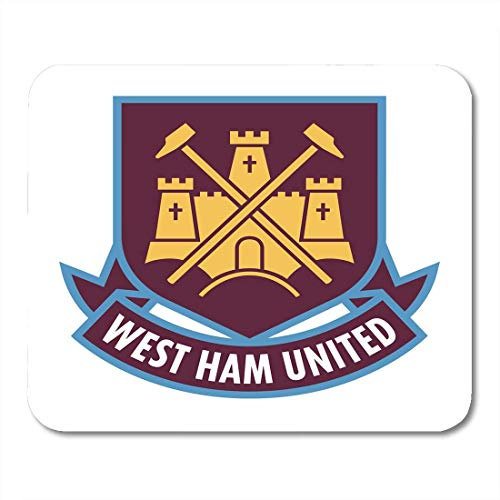 Muispads Champoinship League London Engeland 24 februari West Ham United F C Football Club muismatten