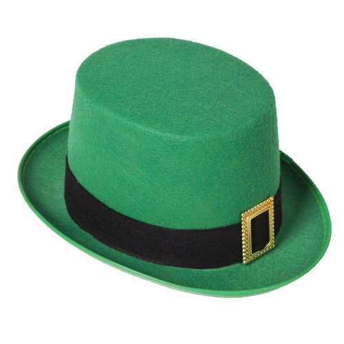 St Patrick - Leprechaun Top Hat