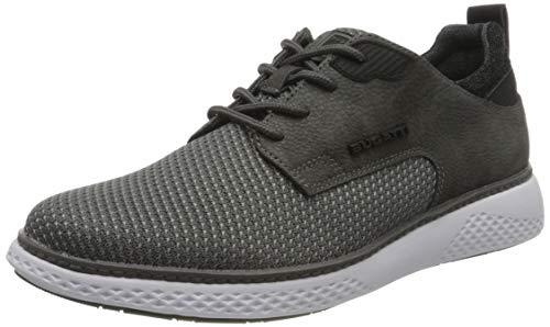 bugatti Herren 322763026900 Sneaker, Dark Grey, 43 EU
