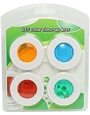 Forusky - Filtro Lente de Color para cámara Instax Wide 210, Wide 300