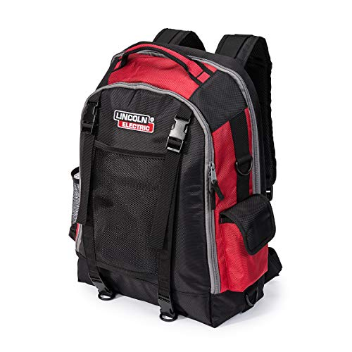 Lincoln Electric Welders All-in-One Backpack | Tool, PPE and Electronics Storage |...