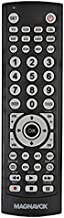 Magnavox MC348 8 in 1 Universal Remote Control | Control Up to 8 Devices with 1 Remote | Works with Most Major Brands | Works with TV, DVD, VCR Satellite, and More |