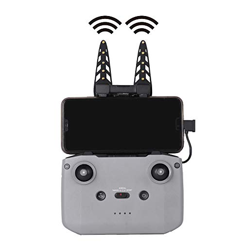 LHY Linghuang Yagi-UDA Telecomando Antenna per DJI Mini 2 / Mavic Air 2/ Air 2S , Amplificatore di Segnale da 2,4 GHz Range Booster Extender Droni Accessori (2.4Ghz)