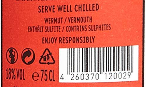 Belsazar Vermouth Red Wermut - 7