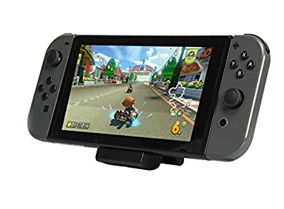 iMW Charging Stand - Black - All Nintendo Consoles from iMW