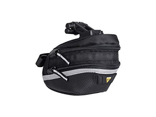 TOPEAK Wedge Pack II Sitztasche mit F25-Fixer und Regenschutz, groß