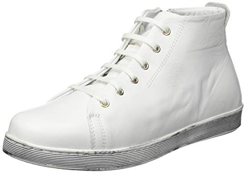 Andrea Conti Damen 1770003 Sneaker, weiß, 41 EU