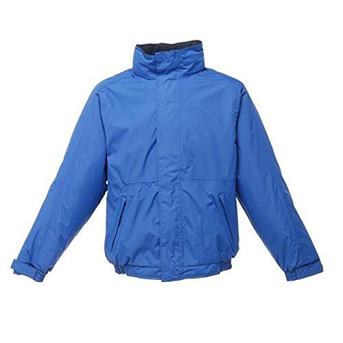 Regatta Dover Waterproof Concealed Hooded Fleece Lined Bomber Jacket - Jackets Waterproof Insulated Unisex adulto