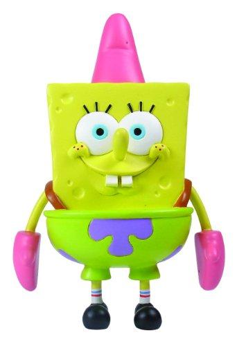 Spongebob Squarepants Mini Figure World - Spongebob as Patrick