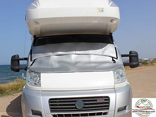 CamperBros Oscurecedor Tèrmico Esterior - Cabina - Camper/Caravana Sprinter 2014-2019