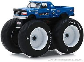 GreenLight 1/64 Kings of Crunch Series 4 - Bigfoot #5-1996 Ford F-250 Monster Truck 49040E