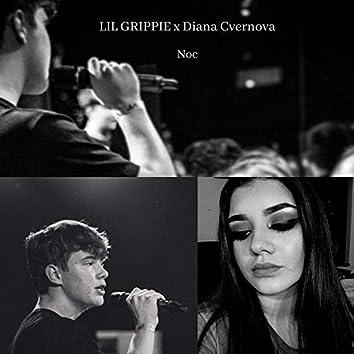 Noc (feat. Diana Cvernova)