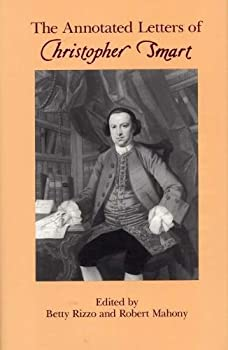 The Annotated Letters of Christopher Smart