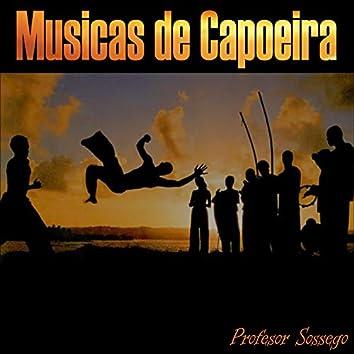 Musicas de Capoeira
