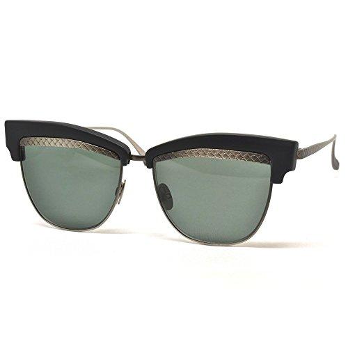 Bottega Veneta - Gafas de sol - para mujer GREY GREEN