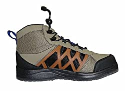 versatile option for fishing and wading boots