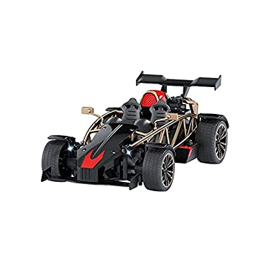 DEORBOB 1:12 High Speed Remote Control Racing Trucks Alloy Spray Radio Controlled Car 4WD Off Road Rock Monster Crawler…