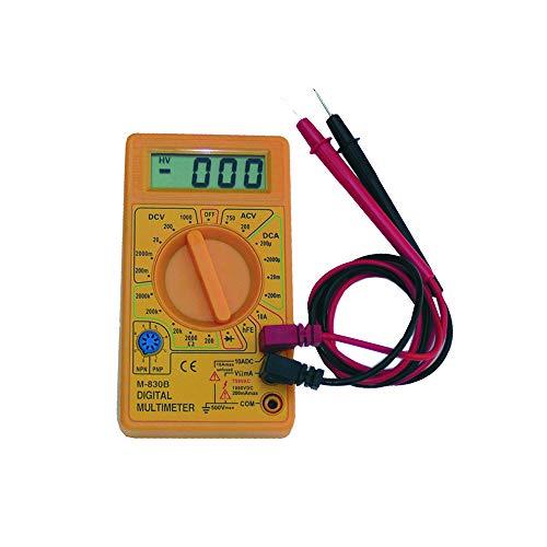 KIPPEN 4073B 4073B-Multímetro comprobador digital de bolsillo
