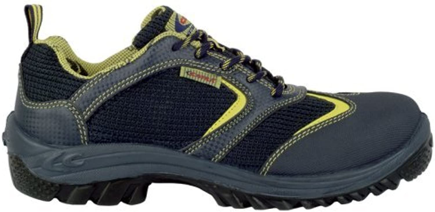 Cofra 63630-000.W46 Safety shoes Nizza S1 P SRC Size 46 in Black