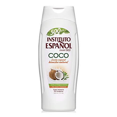 Loción Hidratante de Coco - Instituto Español 500 ML