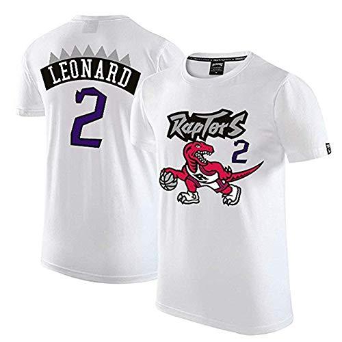 Zxwzzz Camiseta De Manga Corta For Hombre De La NBA Toronto