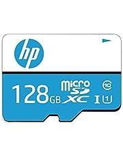Save on 【Amazon.co.jp 限定】HP microSDXCカード 128GB カラー Class10 UHS-I対応 (U1) 最大読出速度100MB/s 1年間保証 HFUD128-1U1-CS GJP and more
