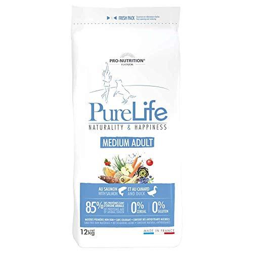 PRO-NUTRITION FLATAZOR Pure Life 12 kg Naturality & Happiness MEDIUM Adult