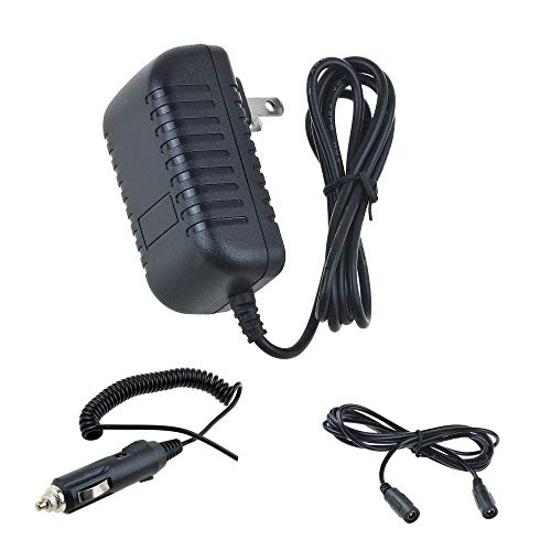 Fantastic Prices! TOP+ AC/DC Adapter for PowerStation PSX1004 Jumpstarter & Portable Power Source PS...