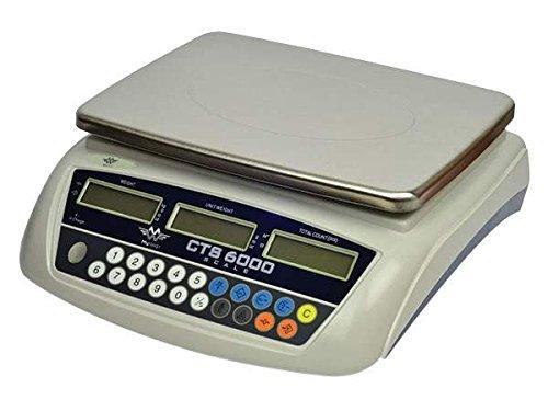 Balance compteuse - comptage de pièces - pesage précis - 0.5g jusqu à 30Kg