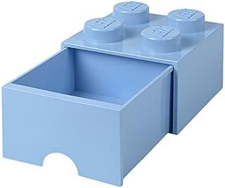 レゴ(LEGO) 収納ケース・ボックス ロイヤルブルー 250×250×180mm 40051736