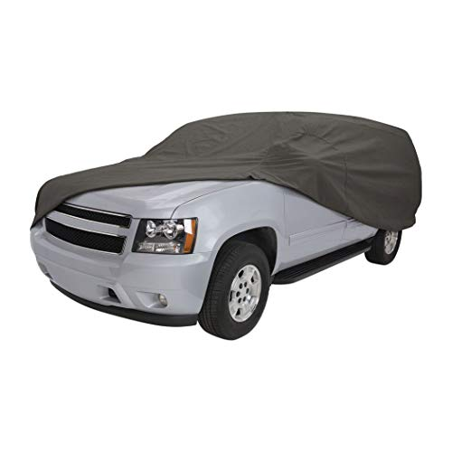 Classic Accessories - 10-019-261001-00 OverDrive PolyPro 3 Heavy Duty Full Size SUV/Truck Cover