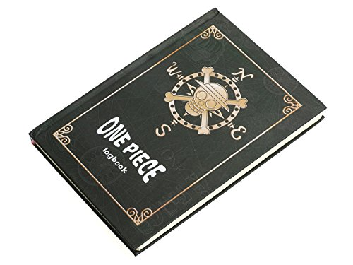 CoolChange One Piece Notizbuch / Tagebuch, A5, Hardcover