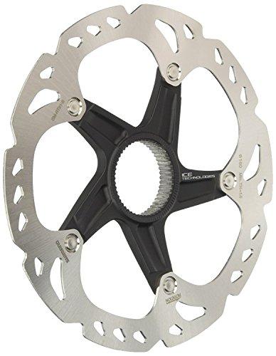 Shimano C.Lock DEORE XT Ice-Tec Disco, Unisex Adulto, Negro, 160 mm