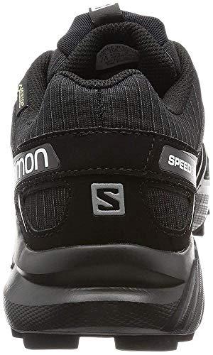 Herren Speedcross 4, Trailrunning-Schuhe, schwarz - 13