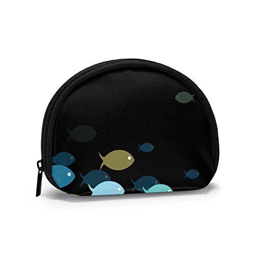 Mini sac de rangement, sac à main, petite poche portable pour lunettes, petits yeux de poisson, sac à bijoux, sac de maquillage
