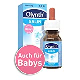 Olynth Salin Nasentropfen, 10 ml