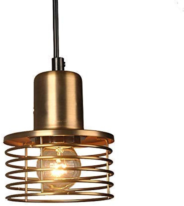 Pendelleuchte , Retro Hngeleuchte, Industrial Vintage Hngelampe, 1-Flammig, Eisen Altmessing, Rustikal Antik Loft Küche Bar Arbeitszimmer Lampe, Dekoration Beleuchtung Leuchte, Hhenverstellbar