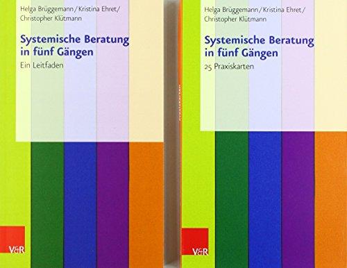 Systemische Beratung in fünf Gängen: Buch Und Karten. Zum Vorzugspreis: Buch und 25 Karten