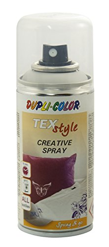 Dupli Color 319921 Tex-Style Spray Tessuto Bianco 150 ml