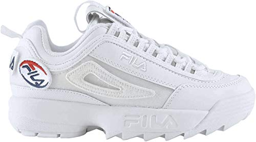 FILA Scarpe Donna Disruptor II Patches wmn 5FM00538 100