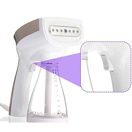 Qiutianchen Sprühgerät Electric Handheld Ulv Spray Desinfektion Gun, Nano-Dampf-Spritzpistole mit 7 Düsen für Gartenautodesinfektion, Sterilisation, Desodorierung, 1200W