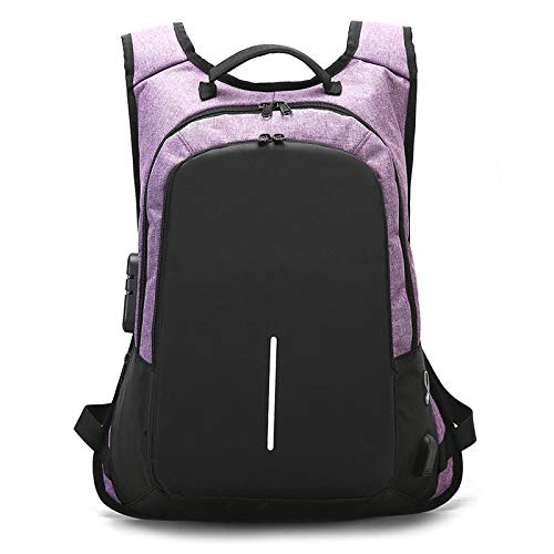 Fashionable and durable backpack laptop bag Anti-Theft Backpack For Men Waterproof Laptop Bag Travel Usb Charging Colleg