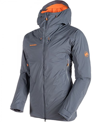 Mammut Nordwand HS Thermo Hooded Anorak con Capucha, Hombre
