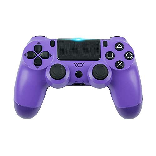 ZLQBHJ Controlador PS4, Joystick Audio/Gamepad Remote, Playstation 4 / Slim Game Console, para PS4 Controlador de Juego con Cable