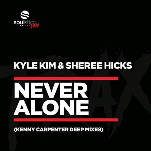 Kyle Kim & Sheree Hicks