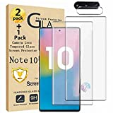 【2+1 Pack】Galaxy Note 10 Screen...