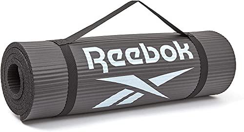 リーボック(Reebok) トレーニングマット 7mm 【ブラック】 TKS91RB059